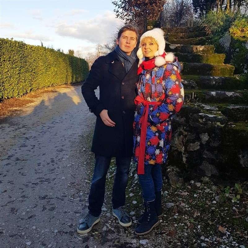 «Мамина гордость»: Валерия на два дня вырвалась к сыну Артемию в Швейцарию