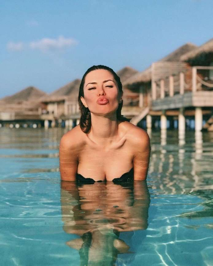 «Котики не были на Мальдивах»: Виктория Боня решила подарить билет на острова