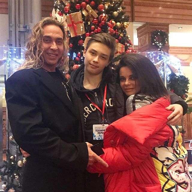 Наташа Королева и Владимир Винокур встретили Новый год вместе