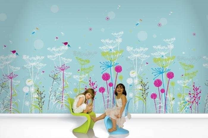 Стильные интерьеры детских комнат