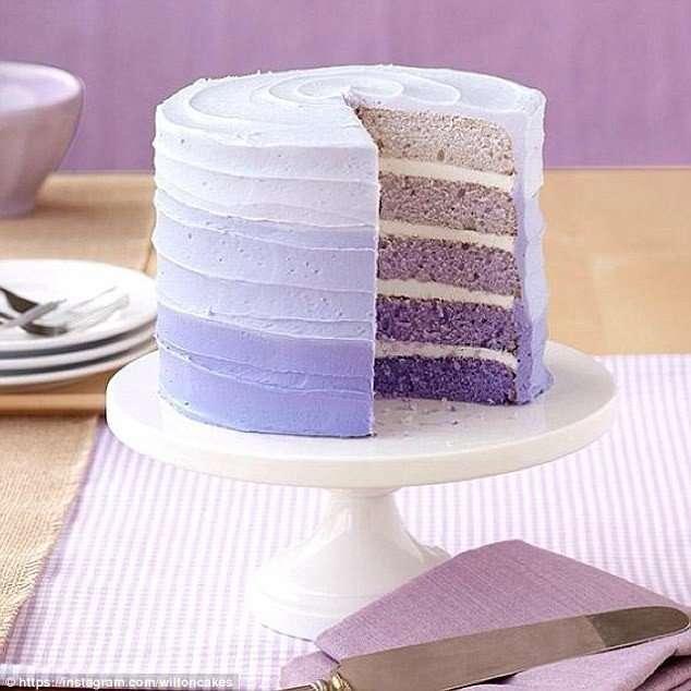 Необычные свадебные торты