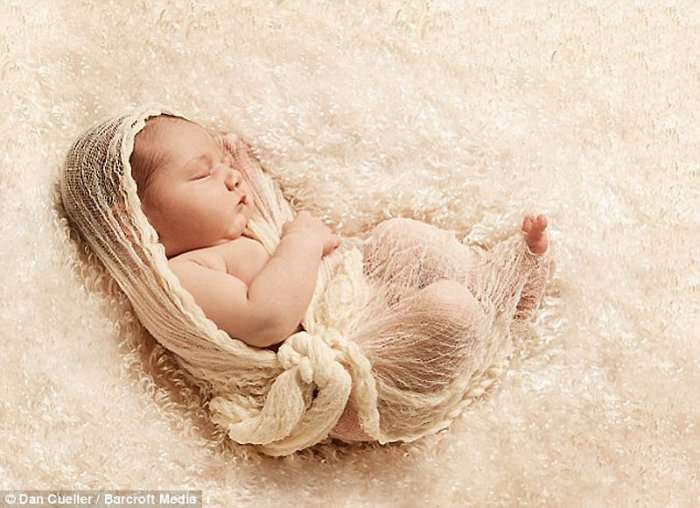 Cпящие младенцы