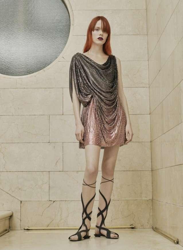 Коллекция Atelier Versace, весна 2017