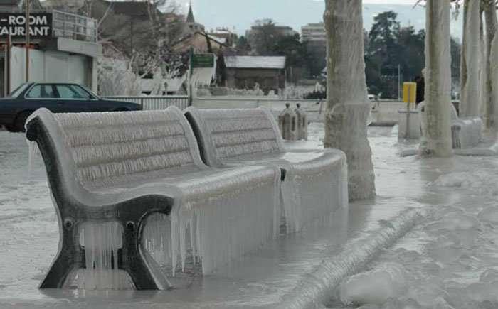 Потрясающие фотографии зимы со всего мира