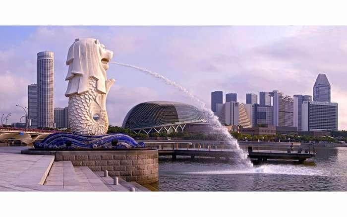 Сингапур: полный фэн-шуй