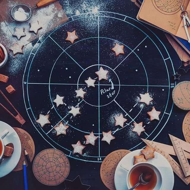 Космические снимки Дины Беленко