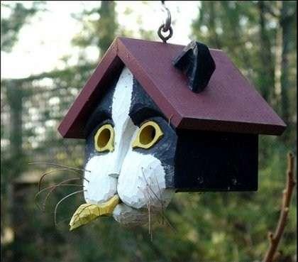 Птичий домик
