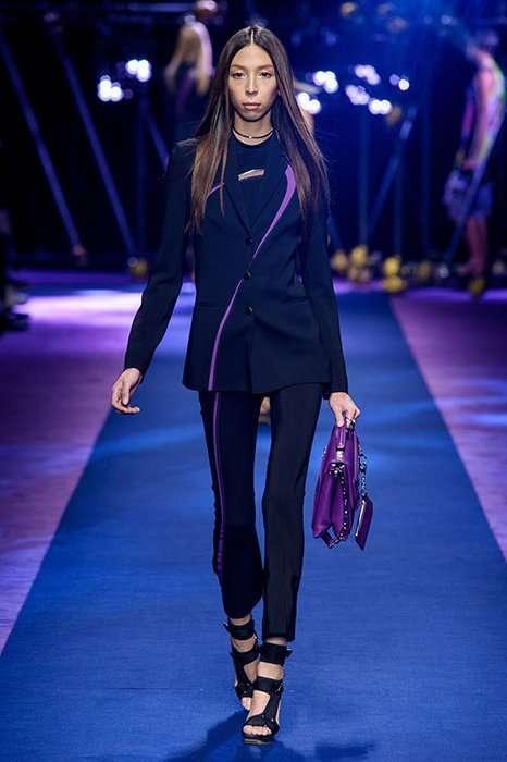 Коллекция Versace, осень-зима, 2017/18