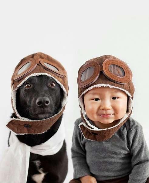 Во что может вылиться любовь к детям и собакам