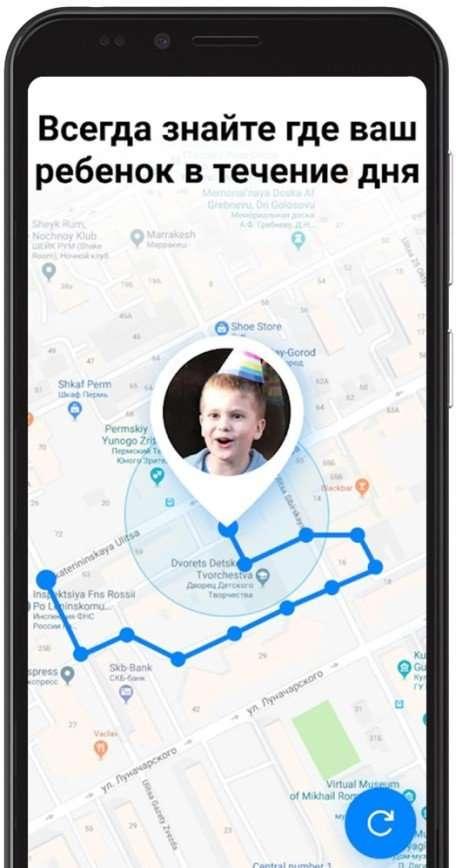 Зачем ребенку смартфон? Обзор INOI kPhone