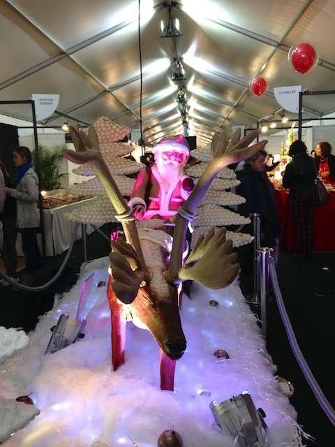 Шоколадный фестиваль в Ницце
