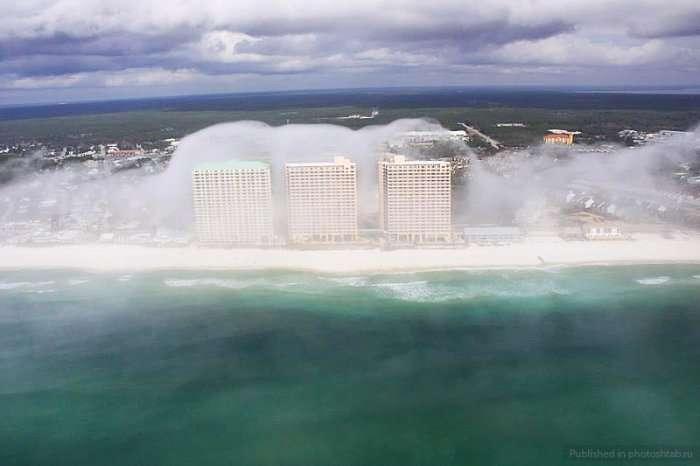 Небесное цунами