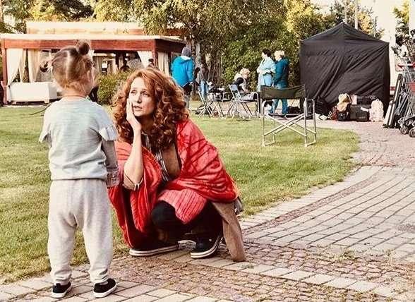 Актриса Виктория Исакова несколько лет скрывала свое материнство от публики