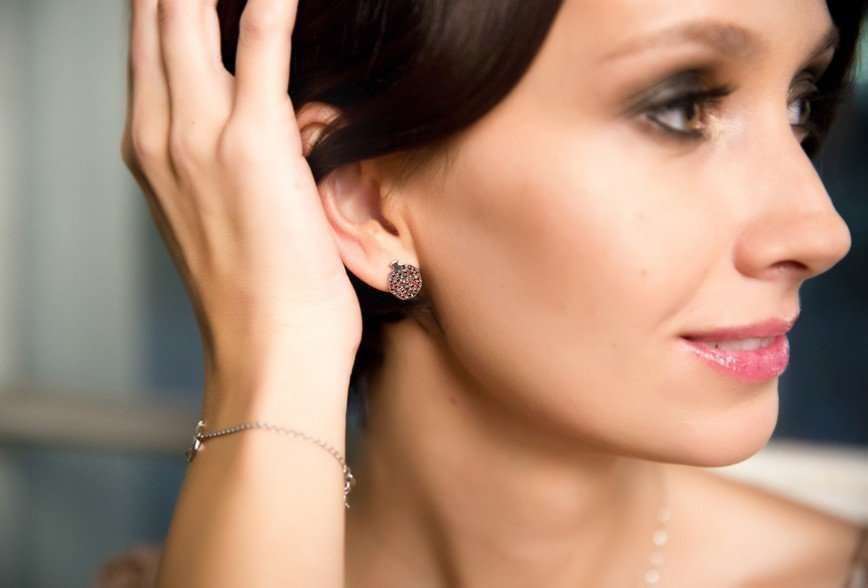 Анастасия Цветаева создала коллекцию ювелирных украшений