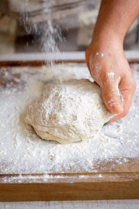 Закрытая итальянская пицца кальцоне