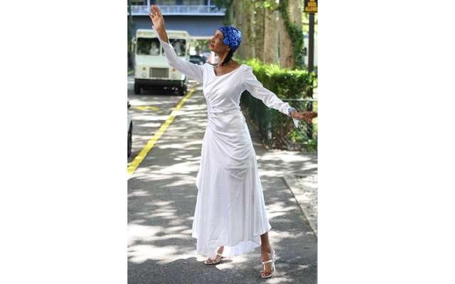 82-летняя танцовщица стала лицом Lanvin
