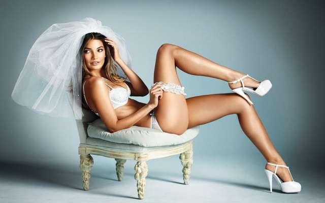Свадебная мода от Victoria's Secret