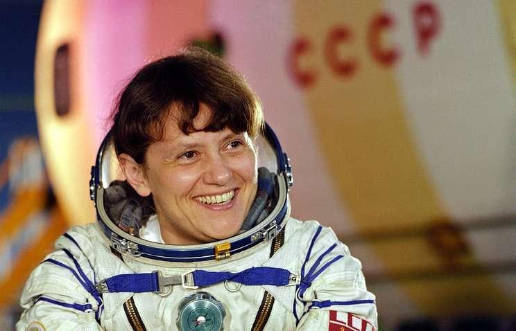 Женщины в мужской профессии: россиянки в космосе