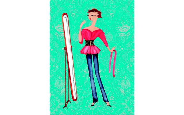 100 вещей идеального гардероба