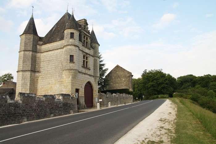Замки долины Луары, Франция