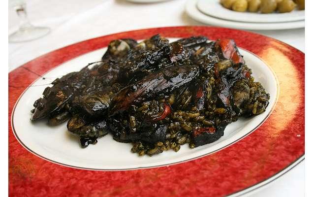 Национальный ужин по-каталонски