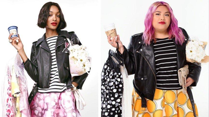 Девушки plus size созданы для моды