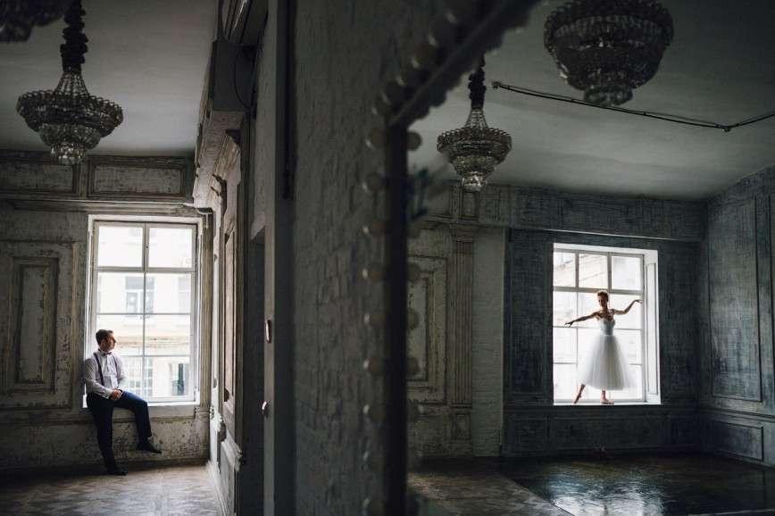 Свадебная фотосессия по мотивам фильма «Завтрак у Тиффани»